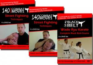 Get My Black Belt DVDs
