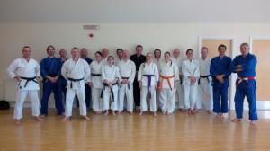 Hanshi Jo Biggs Jiu Jutsu Seminar