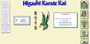 Higashi Karate