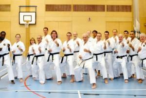 Higashi Karate Friends