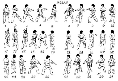 Karate Moves Step By Step For Kids Yellow Belt   LutonKar...