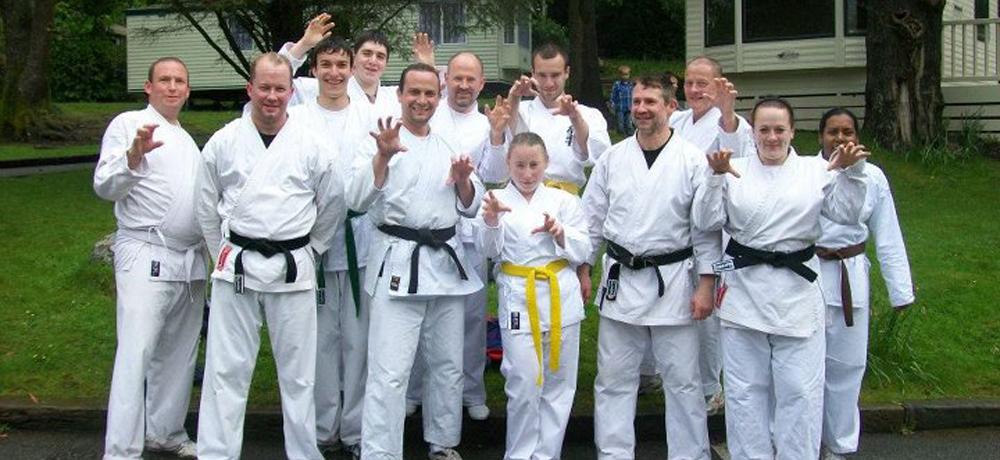 Luton Karate Ogwen