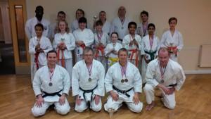 Luton Karate Team