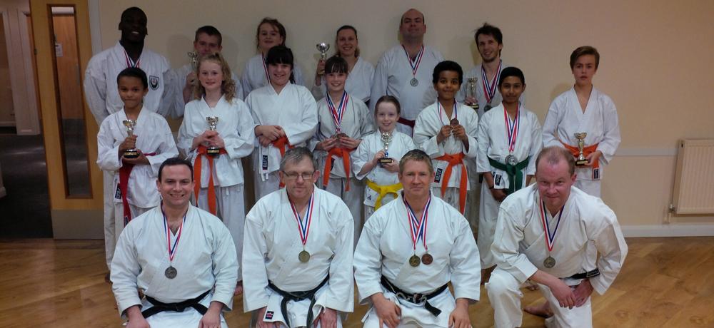 Luton Higashi Karate Competition 2016