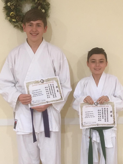 Luton Karate Student of the Year 2018