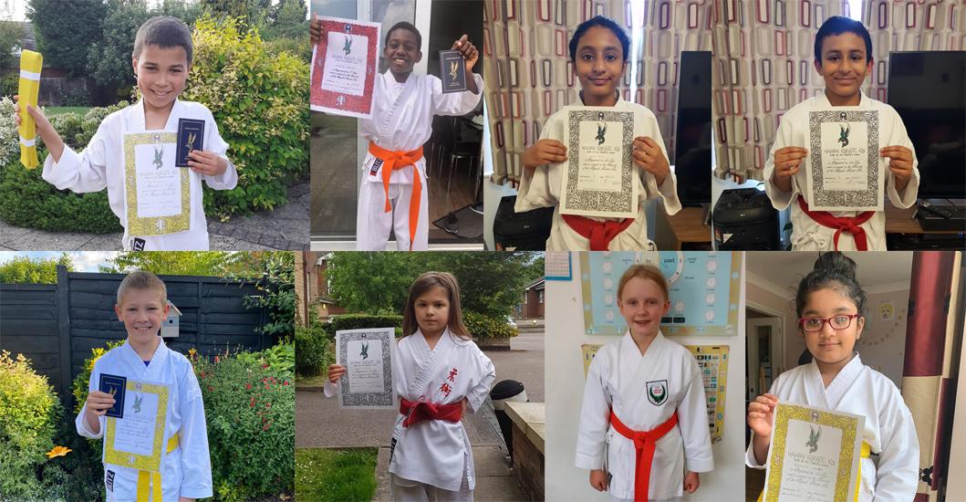 Luton Karate Grading Group