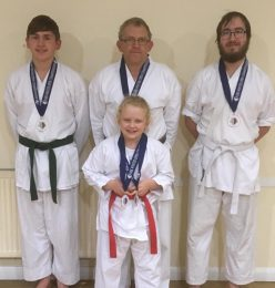Luton Karate Competition